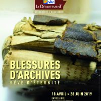 Blessures d'archives
